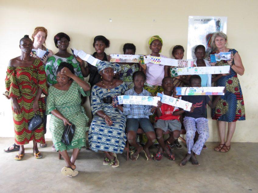 Women's Groups at CIAMO