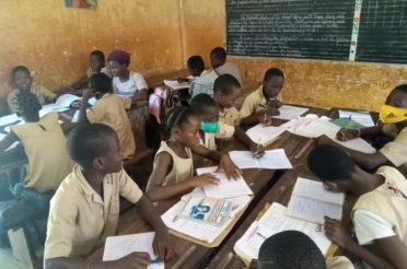Le Rendement scolaire des enfants du CIAMO