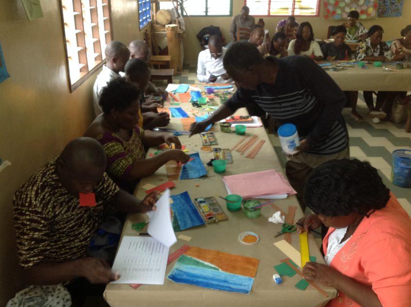 Formation des enseignants à l'art